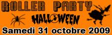 Halloween RollerDisco A Ozoir (77) le 31/10/2009