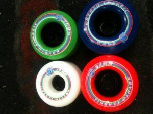 Les  Classic K sont disponibles en 70, 76 et 80mm, en différentes couleurs