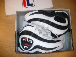 Des Muscle Ball 1996 dans leur boite