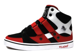 Vlado Red/Blk/Wht IG-1160-52