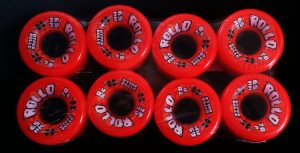 Hyper Rollo 65mm rouge