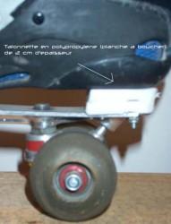 Montage Salomon TR8 / Lazer