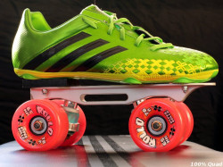 Montage Adidas Predator / Roll Line Giotto
