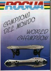 Publicité Rogua 1985
