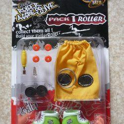 Des finger Roller