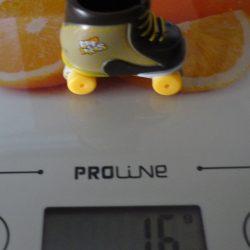 Un patin léger