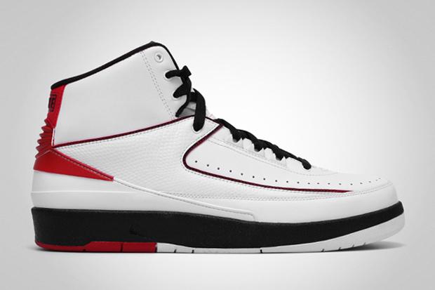 Nike Air Jordan II